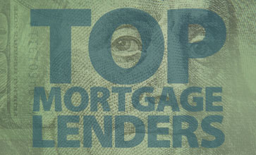 Top 10 Mortgage Lenders