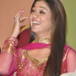 Actress Nayanthara Cute Smile Pictures