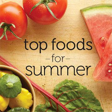 Top 10 Food For Summer