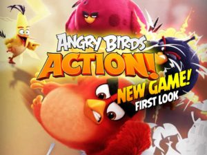 Angry Bird Action
