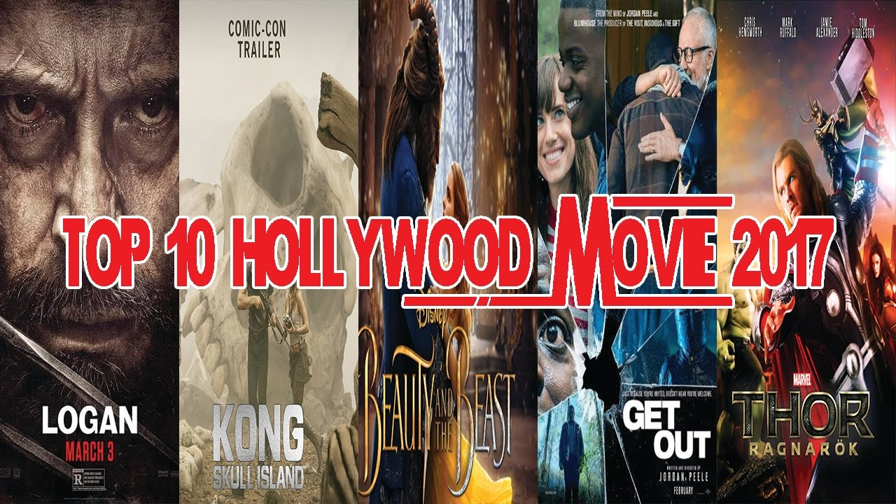 hollywood movies 2017