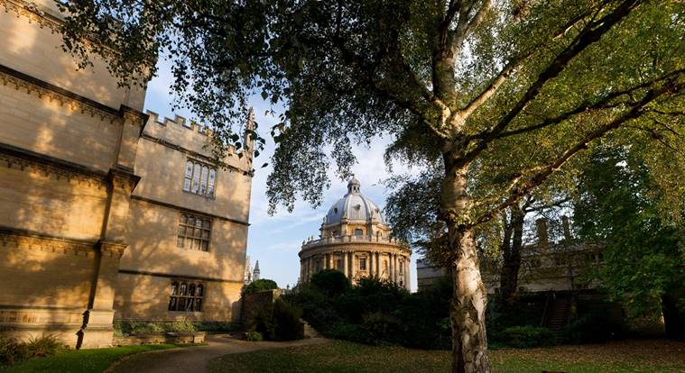 oxford best universities in the world