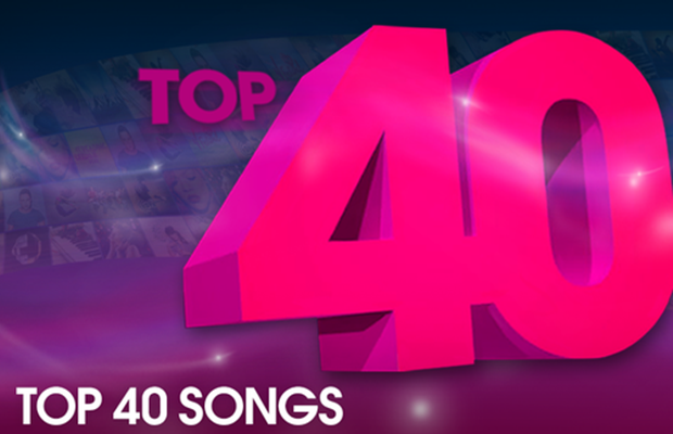 top 40 songs