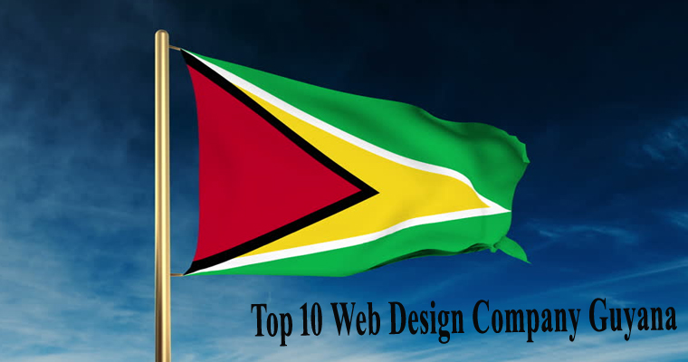 web design company Guyana