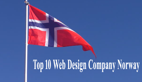 Web design Company norway