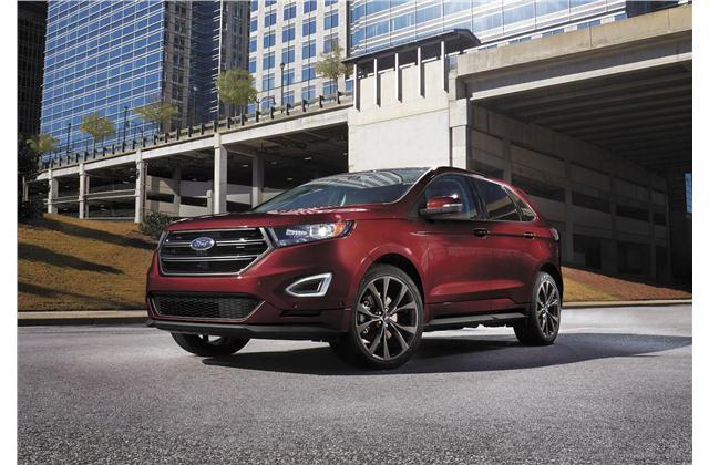ford edge suv cars