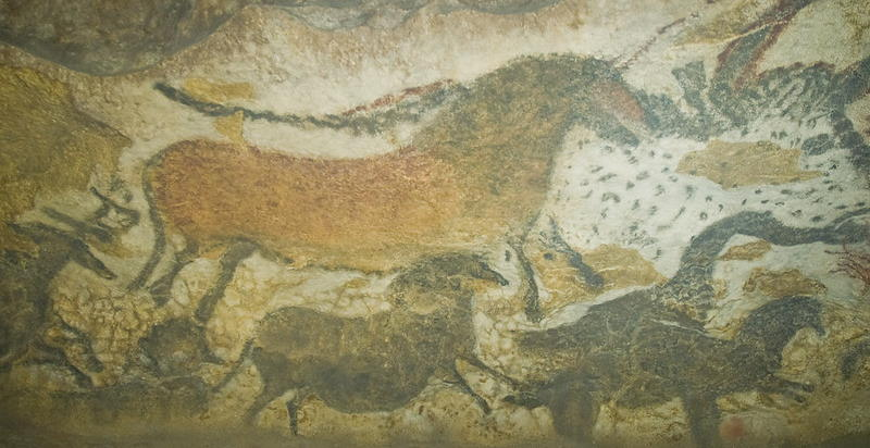 Cosquer Cave Paintings