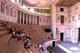 Olympic Theater,italy