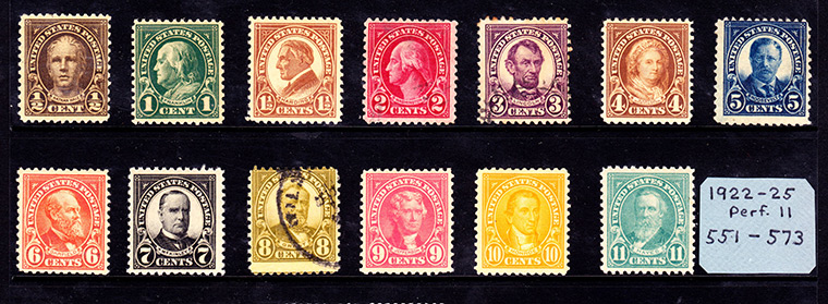Top 10 Ancient stamps in the world