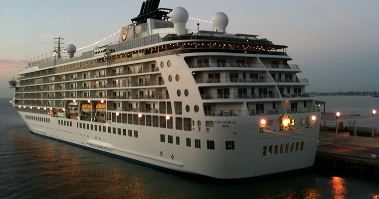 Top 10 cruise ships in the world