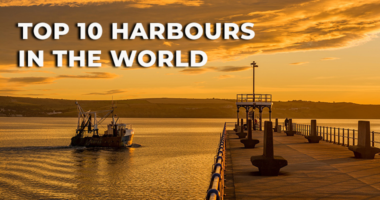 Top 10 harbours in the world