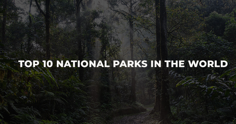 Top 10 National Parks in the world