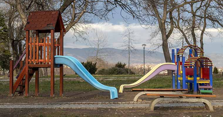 Top 10 playgrounds in the world