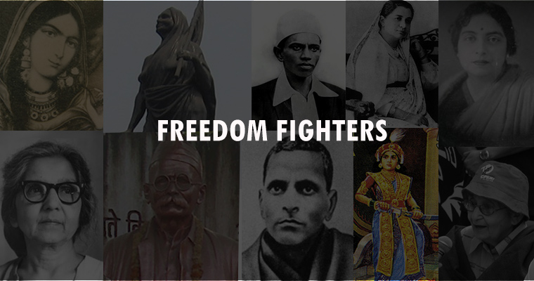 Top 10 Unknown Freedom Fighters of India