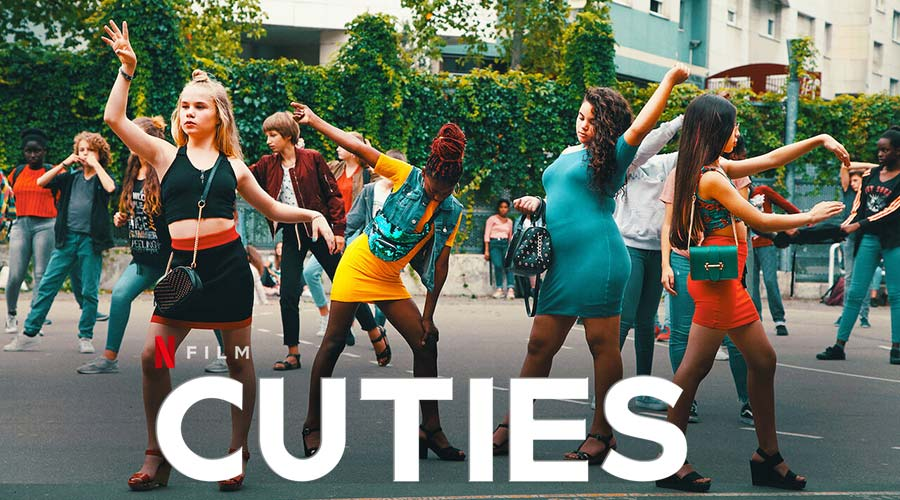 Cuties controversial French movie
