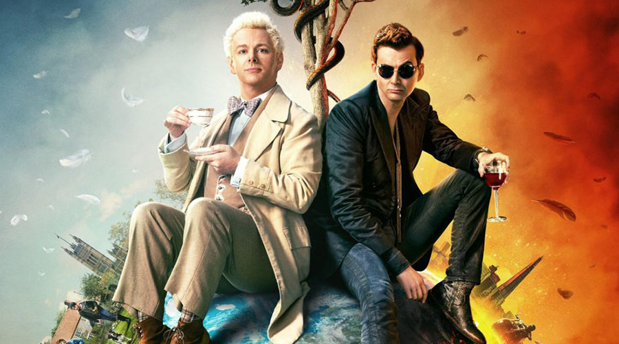 Good Omens Seasons 2 Cast