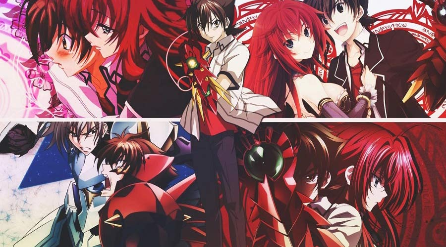 High School DxD Season 5 Plot