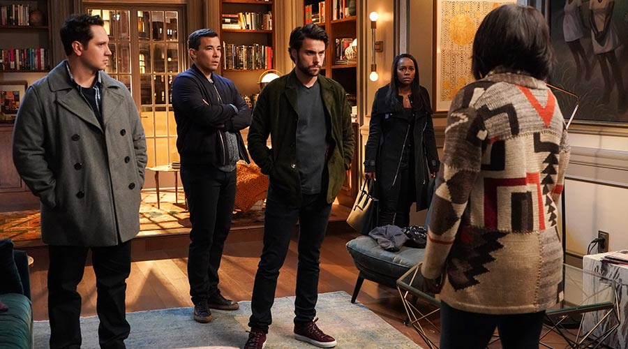 How to Get Away With Murder Season 7 Cast