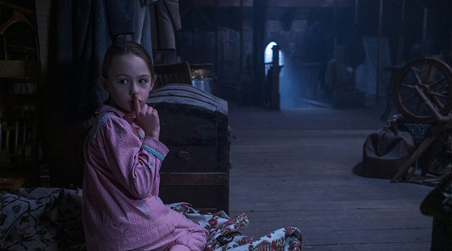 The Haunting Of Bly Manor First Look