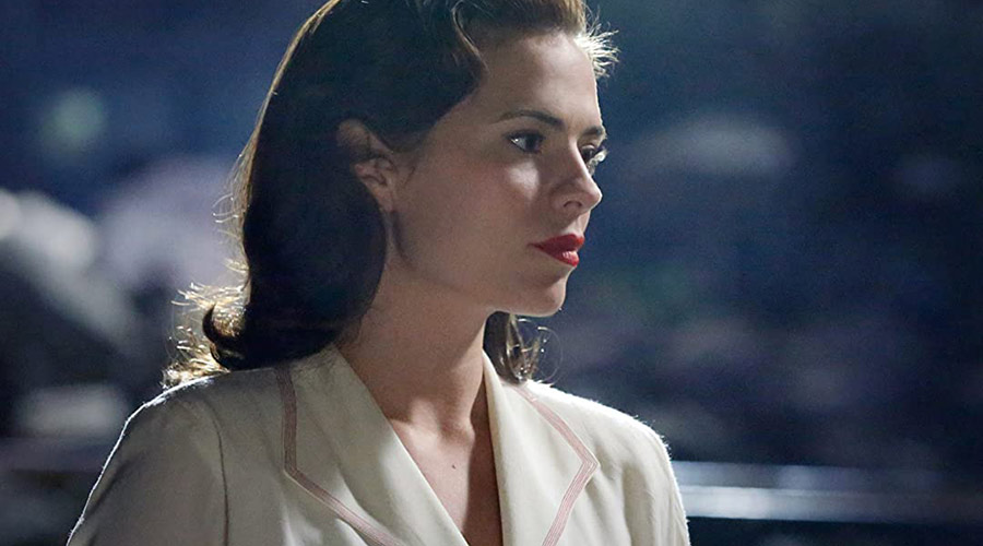 Agent Carter Rating