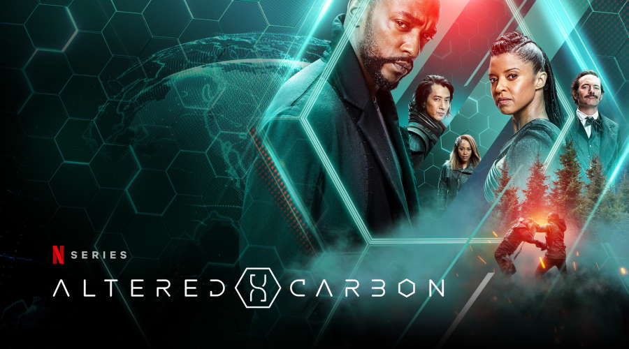 Altered Carbon season 4 cancelled