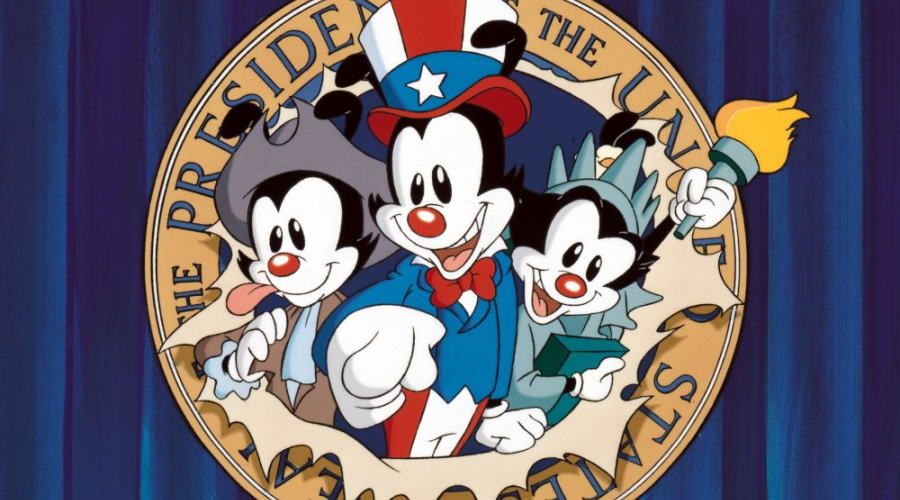 Animaniacs Reboot Cast