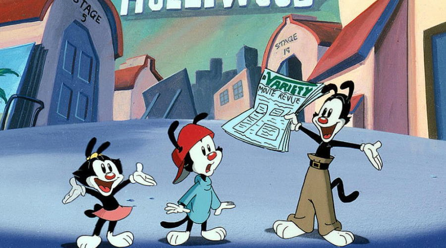Animaniacs Reboot Plot