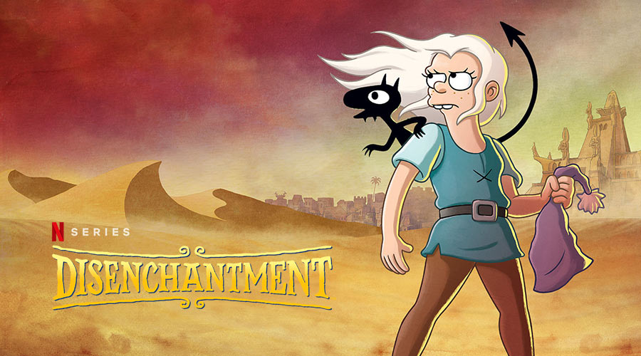 Disenchantment Season 3