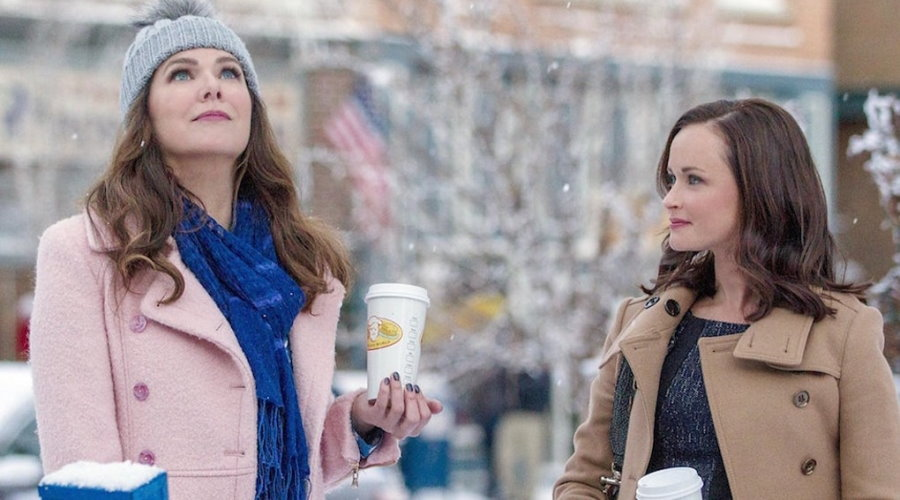 'Gilmore Girls : A Year in the Life' Season 2 Cast