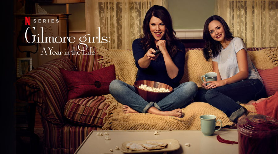 'Gilmore Girls : A Year in the Life' Season 2