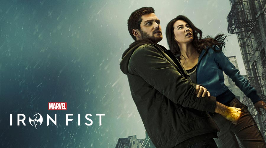 Iron Fist Rating