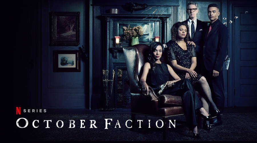 October faction season 2 cancelled