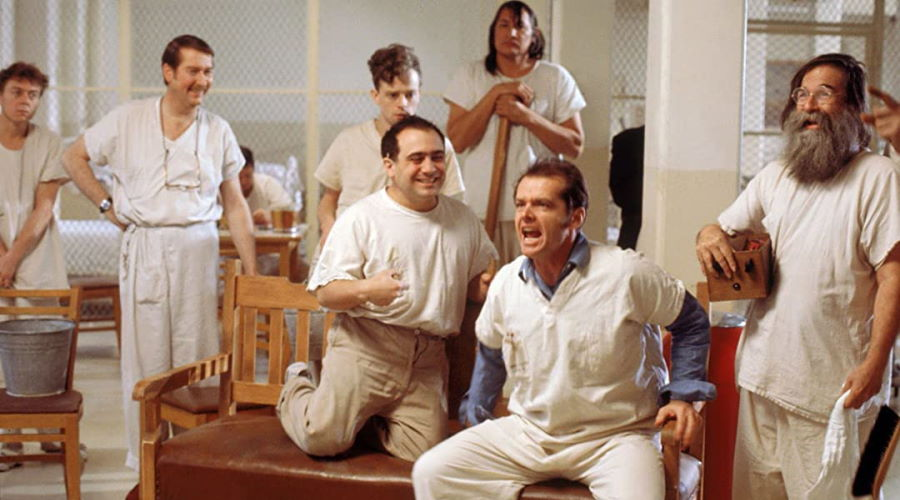 one flew over the cuckoos nest plot