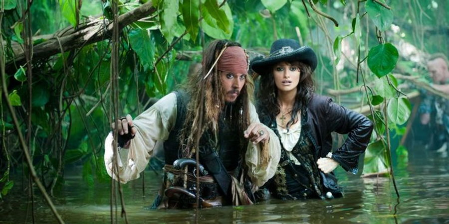 Pirates of the Caribbean 6 Reboot