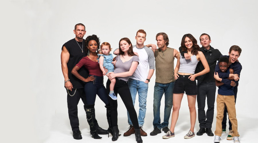 Shameless season 11 Cast