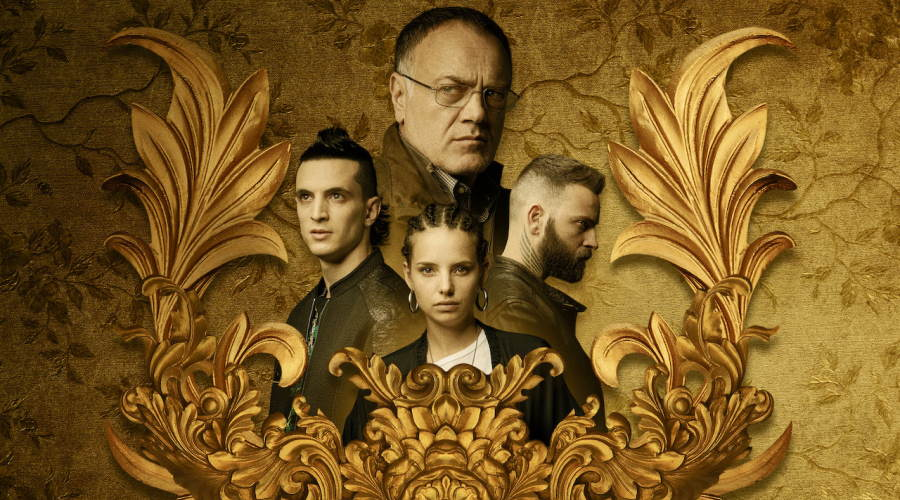 Suburra: Blood On Rome Season 3 Cast