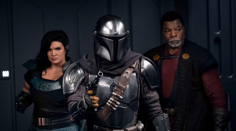 The Mandalorian Season 2 Cast