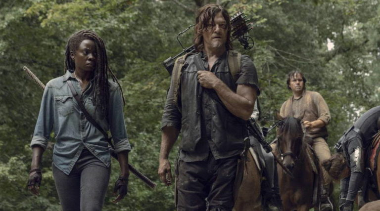 'The Walking Dead' Ends With Expanded Season 12, AMC Ready to Spin-off The Series!