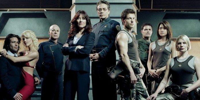Battlestar Galactica Film Reboot