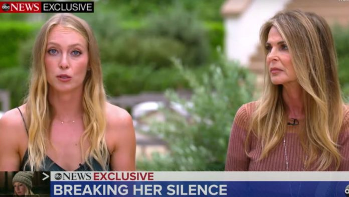 India Oxenberg Breaks Silence