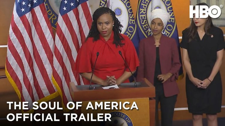 The 'Soul of America' on HBO, a documentary that explores America's dark present through the lens of the Past!
