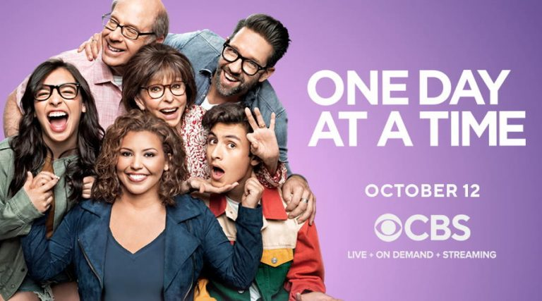 """""""One Day At a Time"""" Stars EGOT Winner Rita Moreno In  CBS's Hilarious Sitcoms!"""