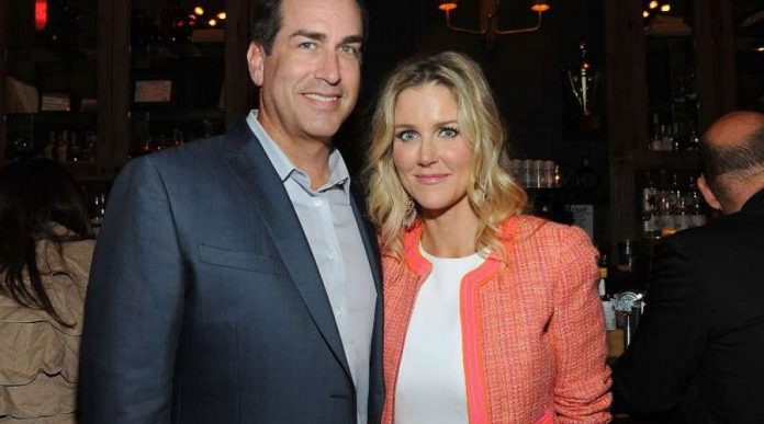 Renowned Comedian Rob Riggle's wife Tiffany Files