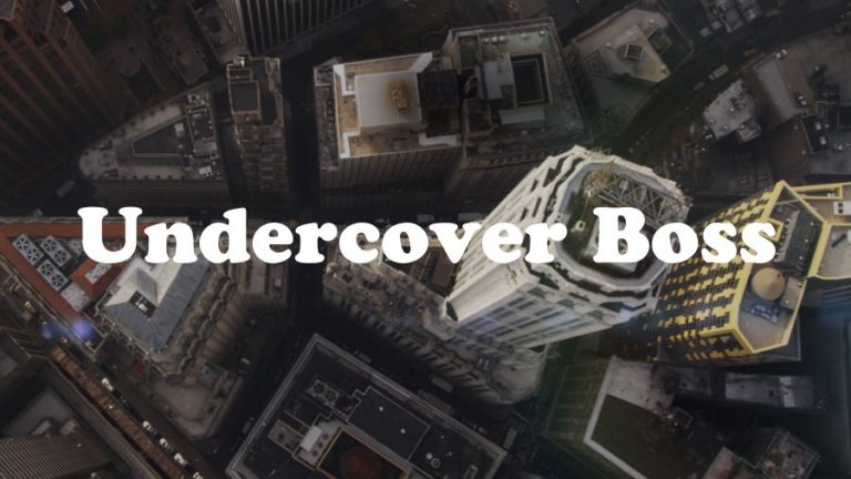 Undercover Boss Season 11: Release Date, Cast, Plot, Trailer, And Other Updates That You Need To Know!