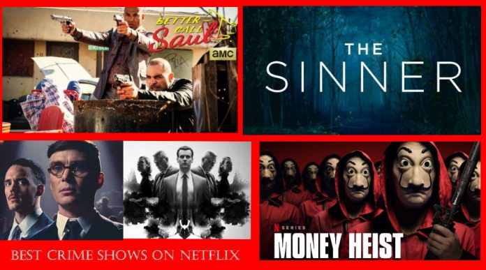 Best Crime Shows On Netflix