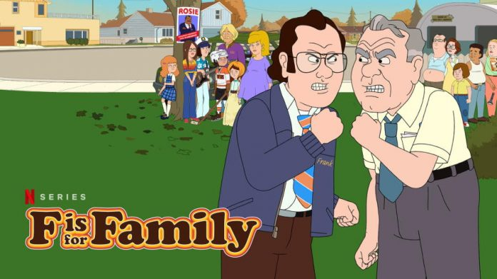 F is For Family Season 5