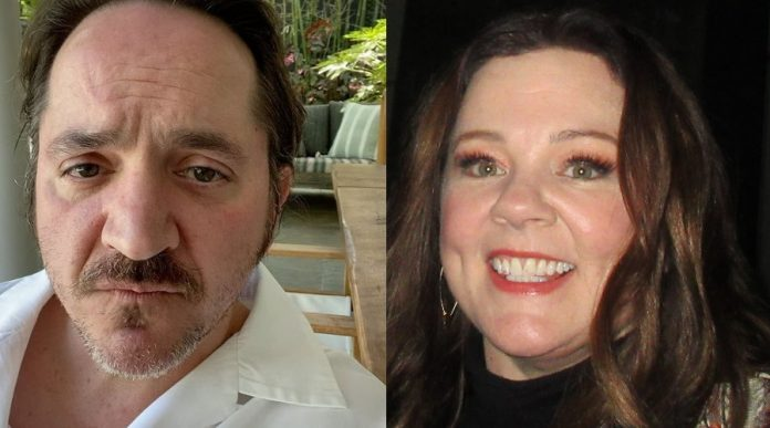 Melissa McCarthy and Ben Falcone Collaborate