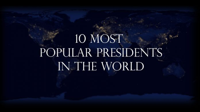 10 Most Popular Presidents in The World