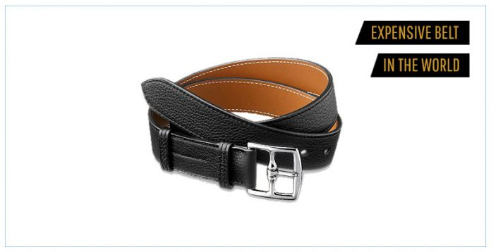 Expensive Belts in the World