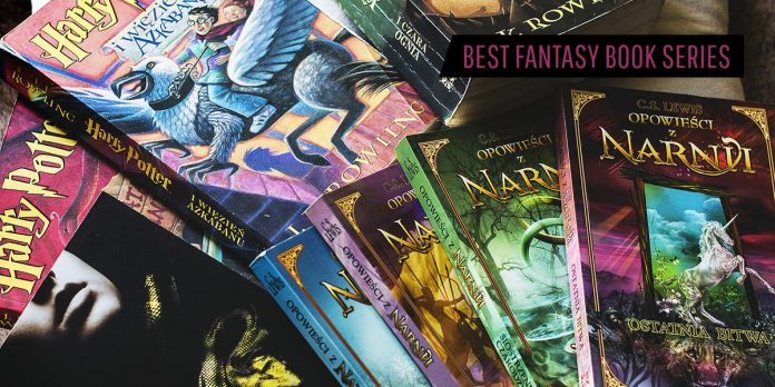 Best Fantasy Book Series